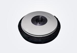 PCCU Thin pneumatic clutch brake assembly