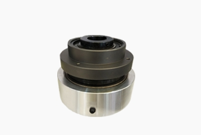 CTHP  Toothed air pressure shaft clutch