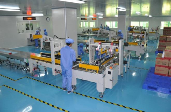 食品行业   SIELI工业驱动技术
