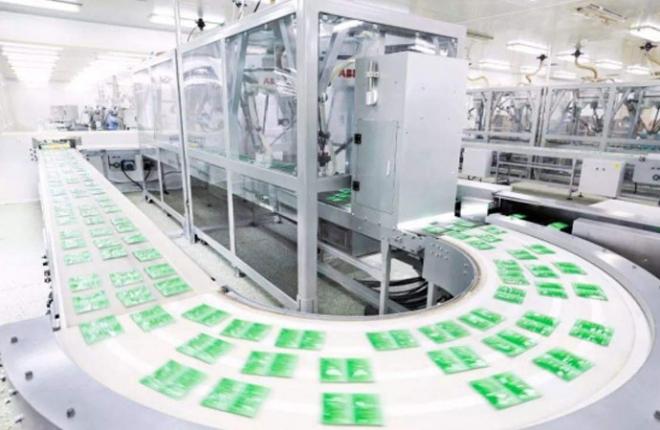 药品药剂行业     SIELI工业驱动技术