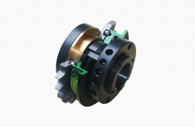 EDF经济型滚珠式扭力限制器
