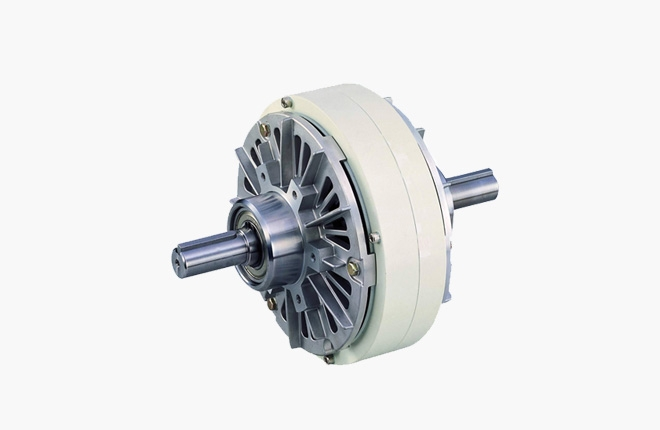 SLC(雙出軸型)磁粉離合器